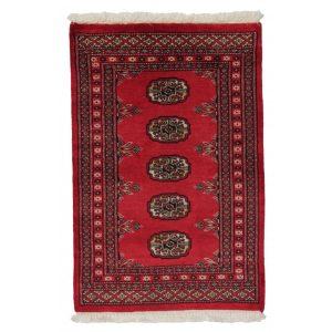 Gyapjú szőnyeg Mauri 63x94 kézi csomózású nappali szőnyeg