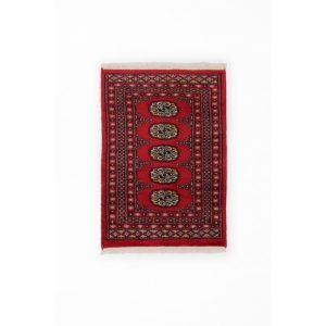 Gyapjú szőnyeg Mauri 86x62 kézi csomózású nappali szőnyeg