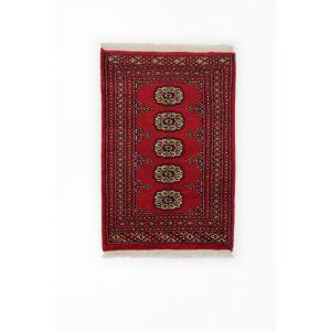 Gyapjú szőnyeg Mauri 94x65 kézi csomózású nappali szőnyeg