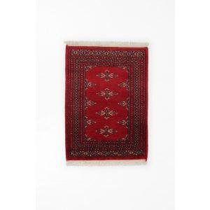 Gyapjú szőnyeg Butterfly 85x63 kézi csomózású nappali szőnyeg