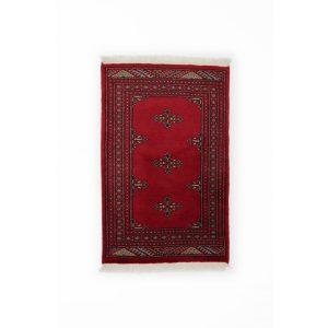 Gyapjú szőnyeg Butterfly 96x62 kézi csomózású nappali szőnyeg