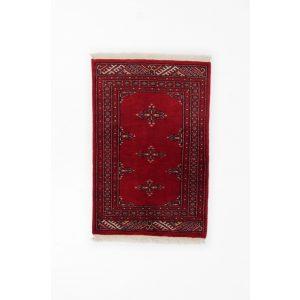 Gyapjú szőnyeg Butterfly 93x62 kézi csomózású nappali szőnyeg