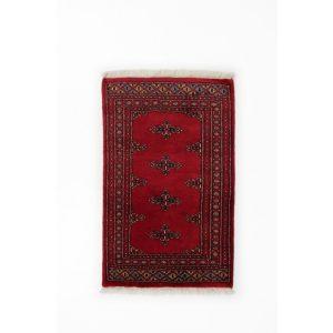 Gyapjú szőnyeg Butterfly 99x64 kézi csomózású nappali szőnyeg