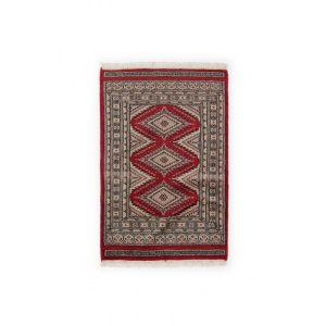 Gyapjú szőnyeg Jaldar 93x62 kézi csomózású nappali szőnyeg