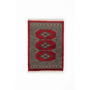 Gyapjú szőnyeg Jaldar 87x64 kézi csomózású nappali szőnyeg