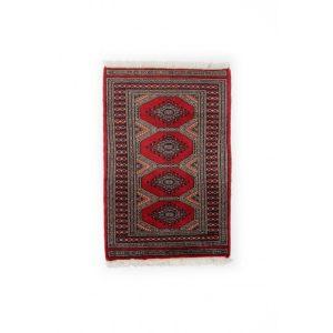 Gyapjú szőnyeg Jaldar 90x61 kézi csomózású nappali szőnyeg