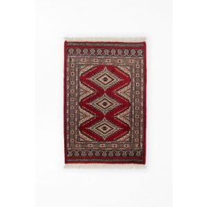 Gyapjú szőnyeg Jaldar 93x64 kézi csomózású nappali szőnyeg