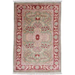 Ziegler perzsa szőnyeg (Premium) 77x122 kézi csomózású gyapjú szőnyeg