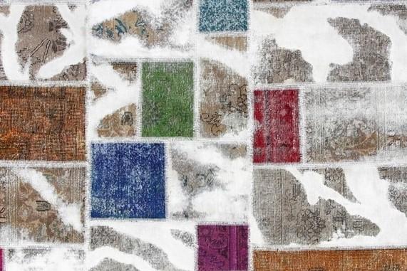 Patchwork szőnyeg